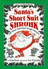Santa's Short Suit Shrunk